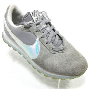 Nike Pre-Love O.X. Grey White Silver Running Shoes
